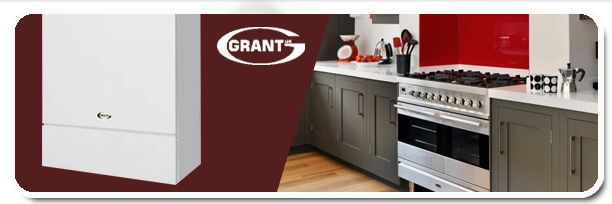 grant oil boiler and gas cooker banner